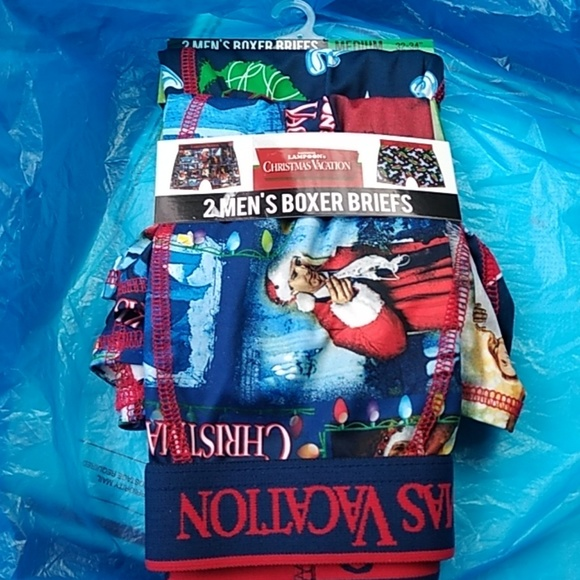 Christmas Vacation 2.Christmas Vacation 2 Pack Boxer Briefs Nwt